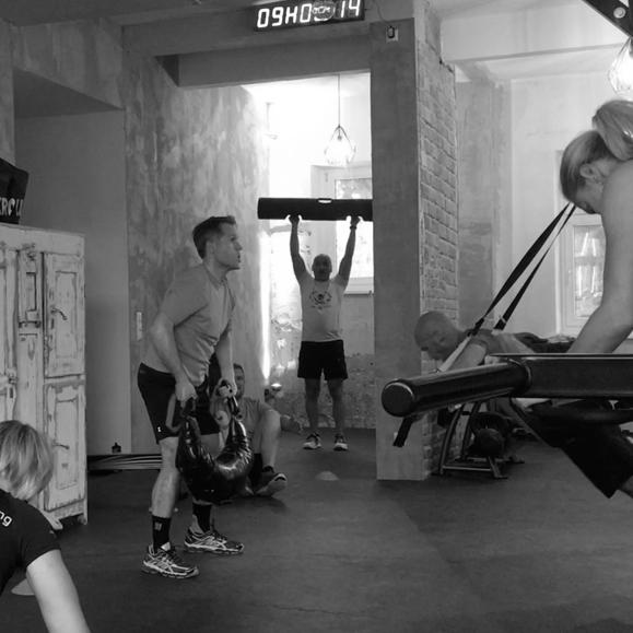 oldschool zirkel training